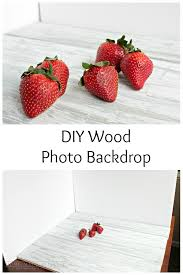 how to make your own diy wood photo backdrop home made interest