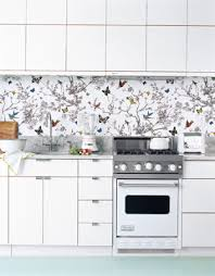 Wallpaper Backsplash - Wallpaper backsplash