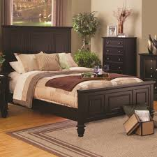 Headboards For California King by Classic California King High Headboard Bed By Coaster Wolf And