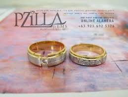 wedding ring manila 14 karat gold wedding rings jewelry metro manila philippines