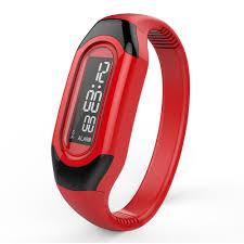 silicone bracelet watches images Led electronic bracelet watch electronic sports silicone digital jpg