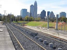 light rail schedule charlotte nc charlotte light rail extension s stations taking shape charlotte