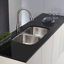 Kraus Kitchen Faucets Inspirations And German Faucet Brands Images Faucet Com Kpf 2130 In Stainless Steel By Kraus