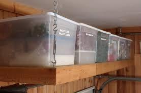overhead garage storage lowes home design ideas fine art garage door storage diy ceiling