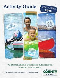 st louis county parks spring summer 2016 activity guide by st