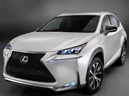 new lexus rx lexus reveals nx baby suv business insider
