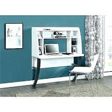 Modern Floating Desk Modern Wall Mounted Shelves Floating Desk White Desk Modern