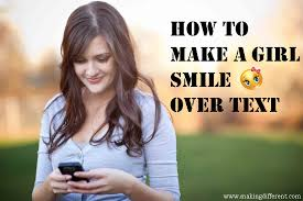 Smile Girl Meme - how to make a girl smile over text