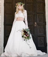 discount wedding dress discount bridal two wedding dress applique illusion