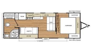 2018 coachmen catalina sbx 231rb floor plan