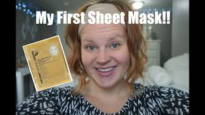 Sheets That Don T Wrinkle My First Sheet Mask Peter Thomas Roth Un Wrinkle 24k Gold