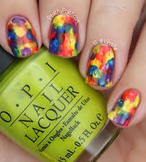 rainbow nail art collaboration peachy polish bloglovin u0027