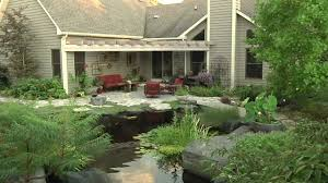 video awesome backyard ponds garden pics and tips