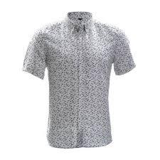 fashion plaid floral print shirts men shirt short sleeve man u0027s