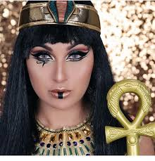 10 Easy Halloween Costumes 3d 25 Cleopatra Ideas Egyptian Makeup Cleopatra