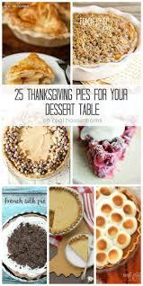 top 10 thanksgiving desserts the 25 best thanksgiving pies ideas on pinterest