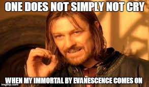 Immortal Meme - one does not simply meme imgflip