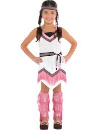 pocahontas halloween costume for toddlers age 3 10 girls native red indian fancy dress book week costume