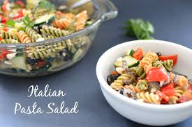 easy italian pasta salad perfect for picnics