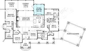 senica farm cottage mountain house plan rustic home plan