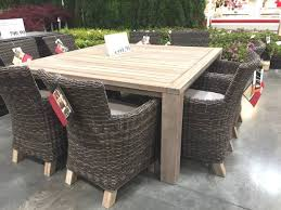Costco Outdoor Patio Furniture Luxury Scheme Amazing Teak Patio Furniture Costco Home Decor