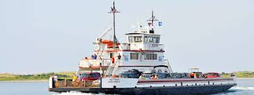 Outerbanks Map The Outer Banks Ferry Schedules Times Ticket Prices
