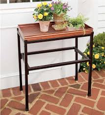window table for plants windowsill plant stand window boxes plow hearth
