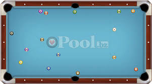 Smart Pool Table 8 Ball Play Smart To Win Billiards The Game