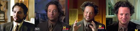 History Channel Guy Meme - why is giorgio tsoukalos history channel aliens guy so notorious
