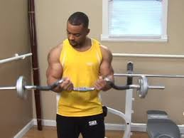 How Much Does Bench Bar Weigh Weight Lifting Exercises Weight Lifting Exercises Ez Bar Narrow