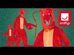 Lobster Costume Lobster Costume Youtube