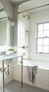 best 25 tub shower combo ideas only on pinterest bathtub shower as in the master bath and powder room the washstand in the daughter s bathroom is