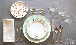 place settings how to arrange the proper place setting women