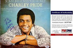 personalized record album pride autographed album cover with psa dna authentic with