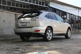 lexus gold 2004 lexus rx330 half full gold in phnom penh on khmer24 com