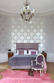 Small Teenage Bedroom Decorated With Paisley Wallpaper And by 351 Best Wall Paper Images On Pinterest Bedroom Decor Bedroom