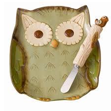 Owl Kitchen Canisters Cute Owl Kitchen Décor For Your Kitchen Instachimp Com