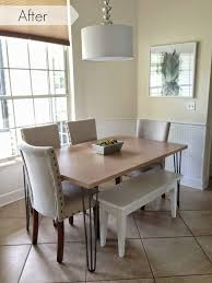 inside out design our kitchen table and breakfast nook is