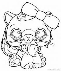 100 ideas lps cat coloring pages on emergingartspdx com