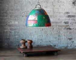 Industrial Pendant Light Shade by Industrial Pendant Etsy