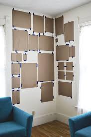 wandgestaltung zweifarbig uncategorized kühles wohnzimmer ideen wandgestaltung und