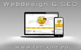 website design erstellen fenixam webdesign webseite erstellen frankfurt und offenbach