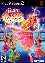 barbie 12 dancing princesses video game barbie wiki