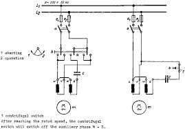 100 220v motor wiring diagram wye delta circuit youtube