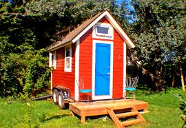 Tiny House Swoon Back To Basics In The Tiny Red House Youtube