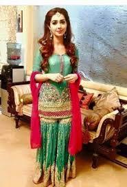 Red Bridal Dress Makeup For Brides Pakifashionpakifashion Paki Fashion Fab Pakistani Dresses U003c3 Pinterest Boho