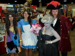 ybor city halloween comic con tampa gametime arcade cosplay
