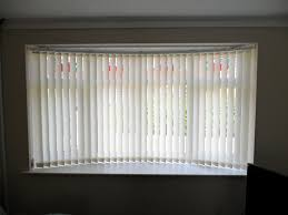 Window Blinds Curtains by Inspiring Idea For Bow Window Curtain Rods Contemporary With
