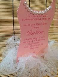 baby shower invitations wonderful tutu invitations for baby