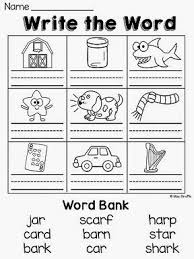 24 best grade 1 phonics images on pinterest activities